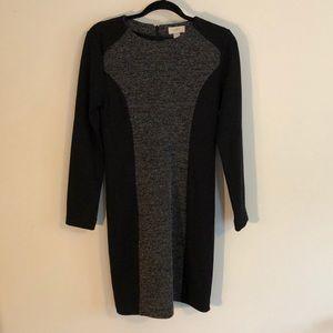 LOFT color block Sheath Dress
